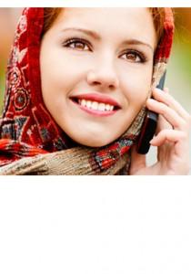 fille Musulmane moderne d'esprit et de corps